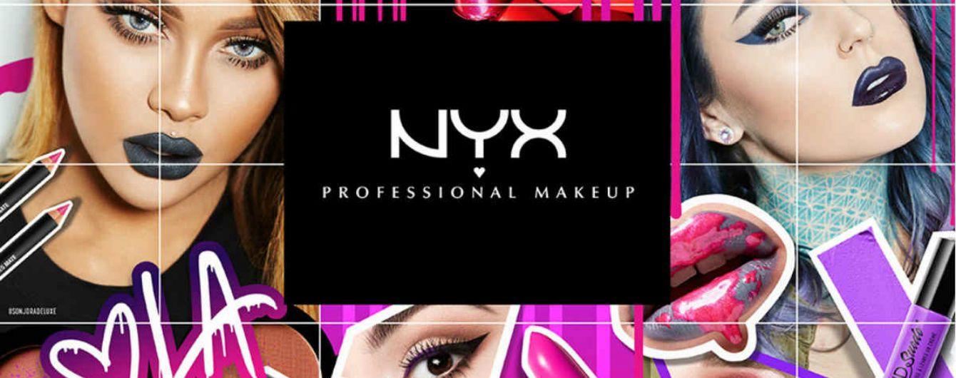 Allure Cosmetics представляє професійну косметику Nyx