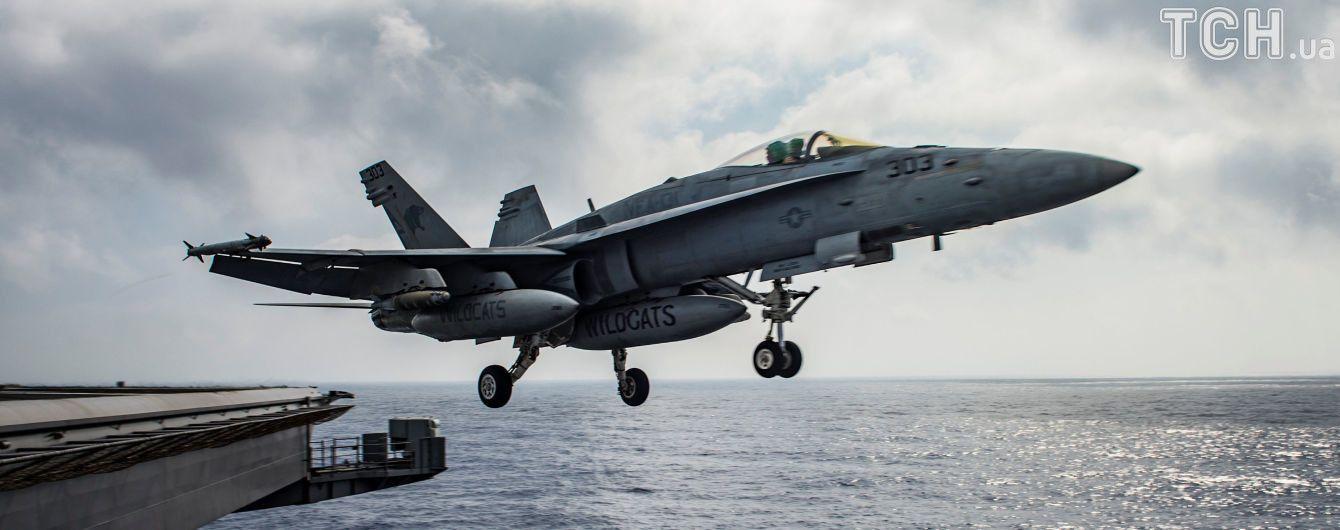 Росія попереджає США, що їхні винищувачі тепер є потенційною мішенню в Сирії - The Guardian