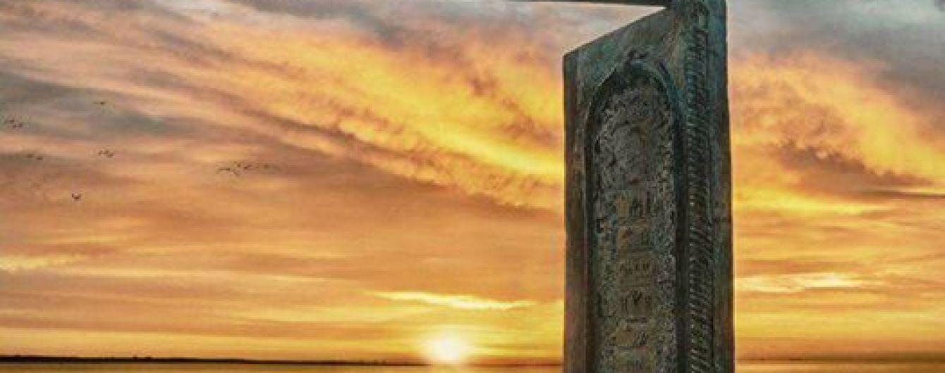 Дім Сонця: в Одесі з'явилися унікальні двері для зустрічі світанків