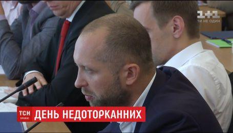 Парламент дав 250 голосів і зняв недоторканність з Максима Полякова