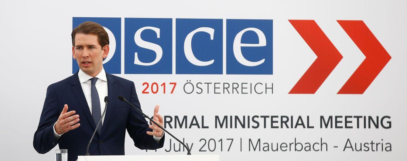 Председатель ОБСЕ одобрительно отозвался о законе о реинтеграции Донбасса