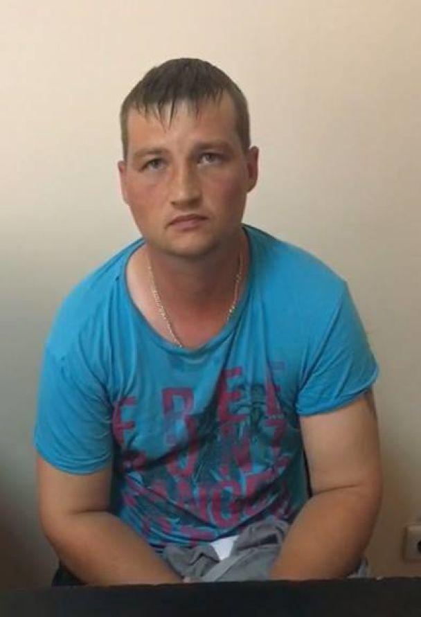 На Херсонщине задержали двух пограничников российской ФСБ