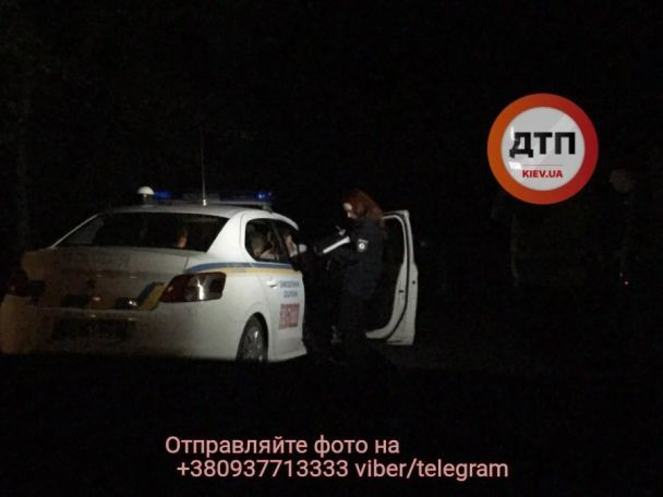 У Києві на Дніпровській набережній сталася стрілянина, є постраждалий