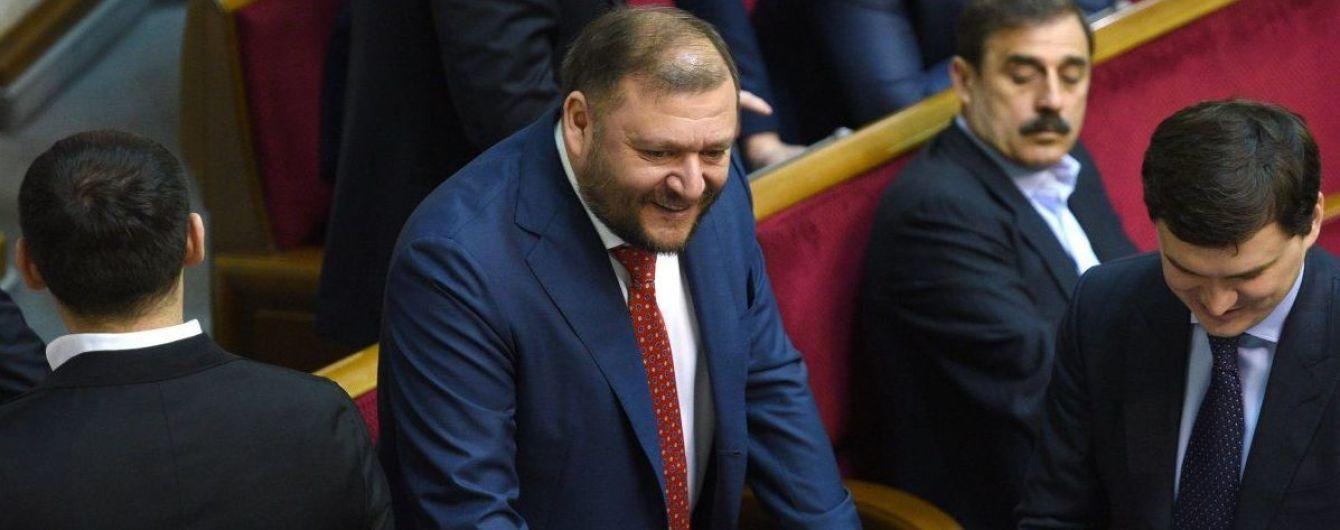 Луценко заявив про готовність усіх матеріалів у справі Добкіна