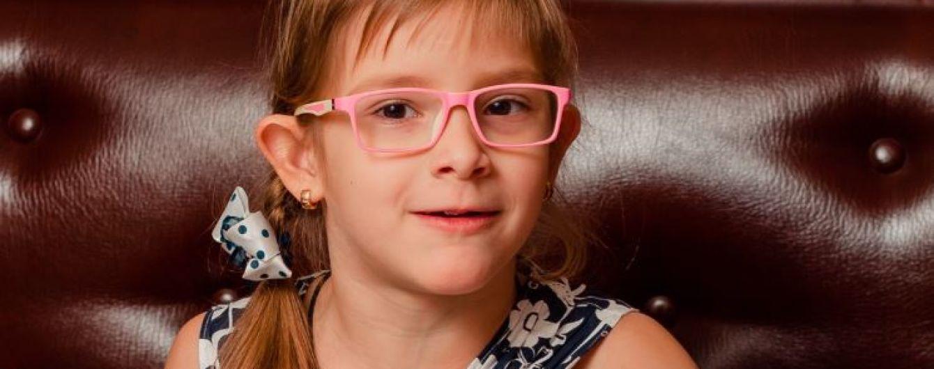 6-летняя Женя мечтает о самостоятельных шагах