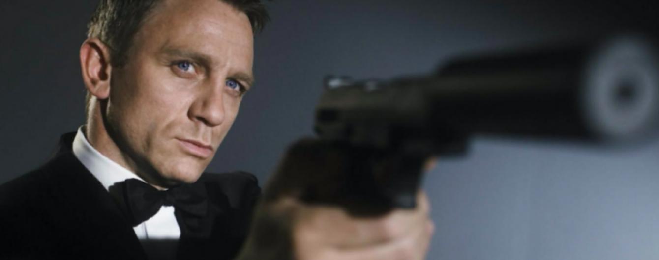 Колега Крейга підтвердила його згоду на роль Бонда у новому фільмі