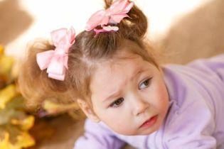 Посиленої реабілітації потребує 4-річна Настя