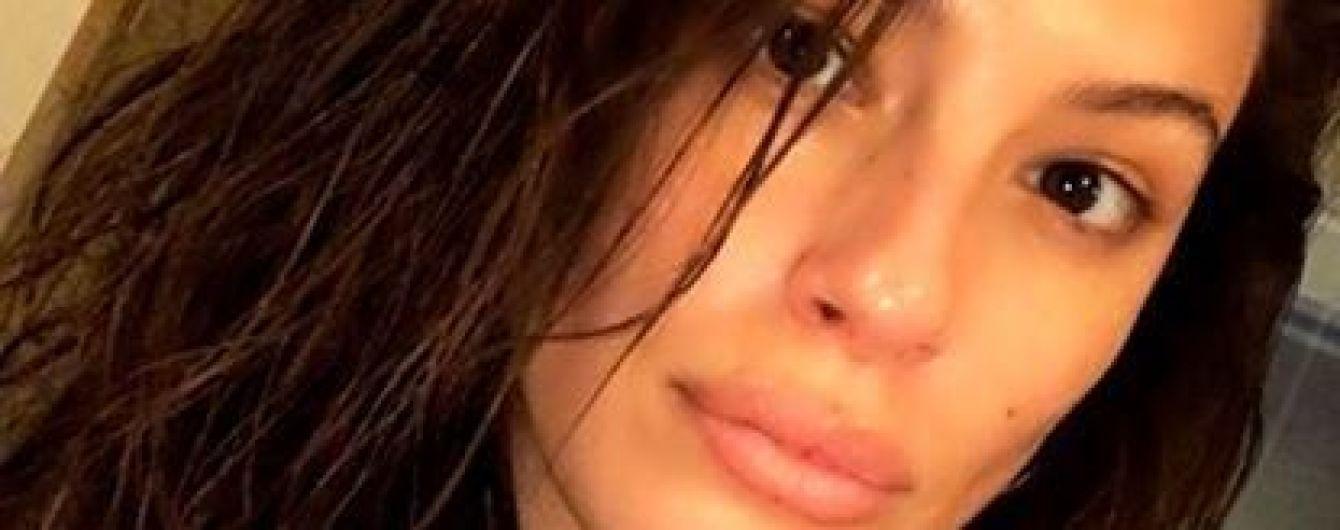 Эшли Грэм показала новые фото в леопардовом бикини