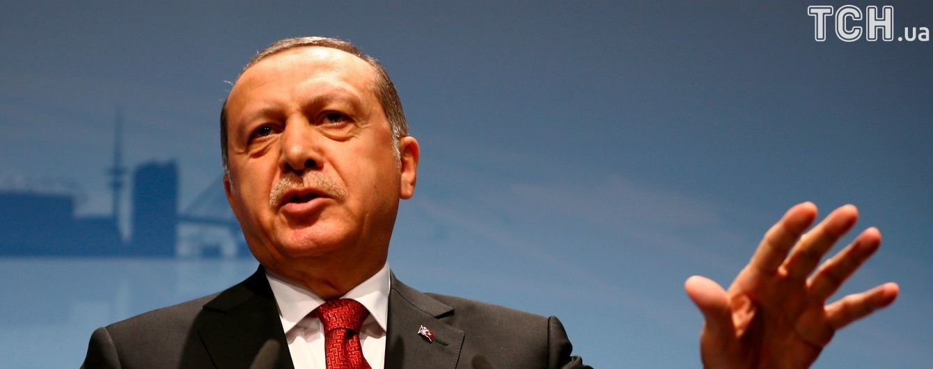 Ердоган назвав умови власної відставки