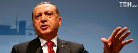 Эрдоган просит турок в Европе поддержать его кандидатуру на выборах