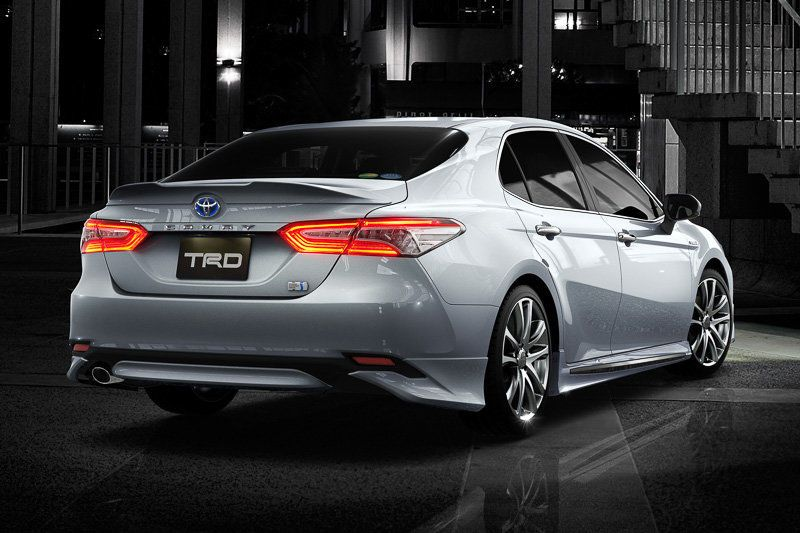 Toyota Camry TRD
