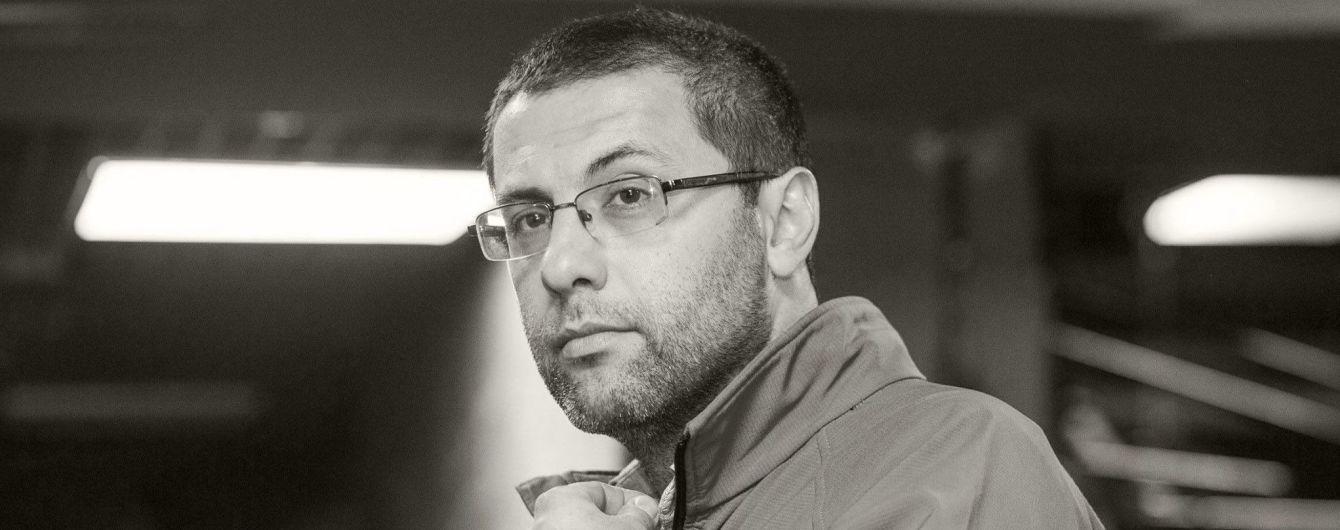 Ушел из жизни известный спортивный журналист Александр Мащенко