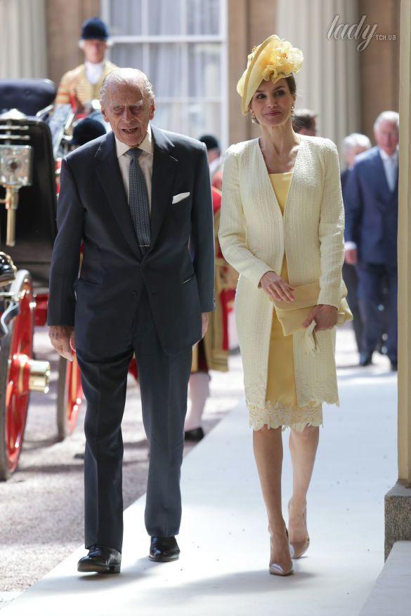 Королева Летиция в Британии_5