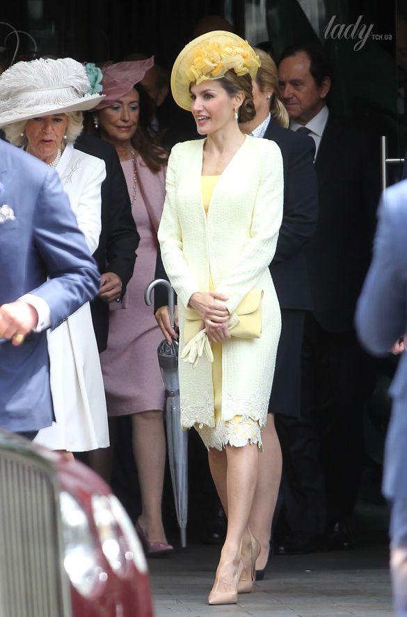 Королева Летиция в Британии_1