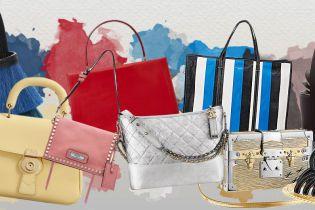 Новые лидеры: самые модные сумки сезона