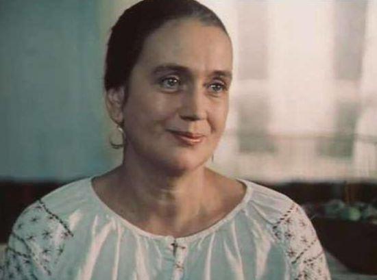 Померла відома українська акторка Буніна