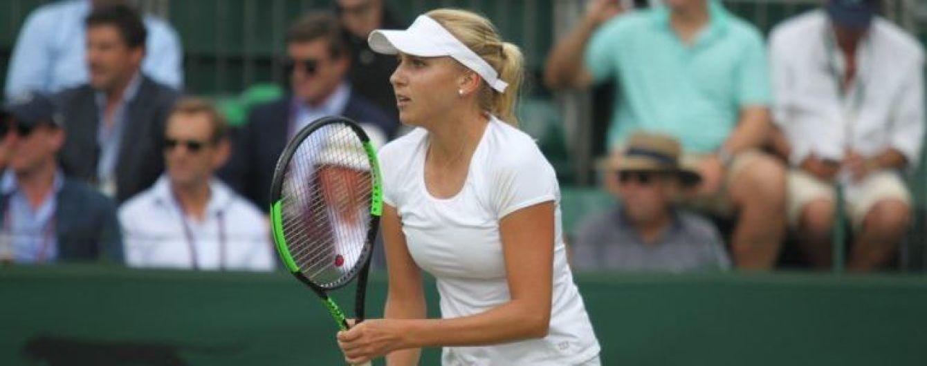 Украинка Киченок вышла в 1/4 финала Wimbledon в миксте