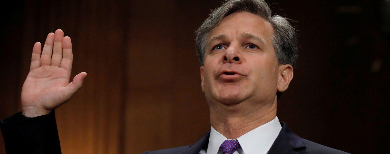 """""""Я займусь цим"""": ймовірний голова ФБР пообіцяв перевірити втручання України у вибори у США"""