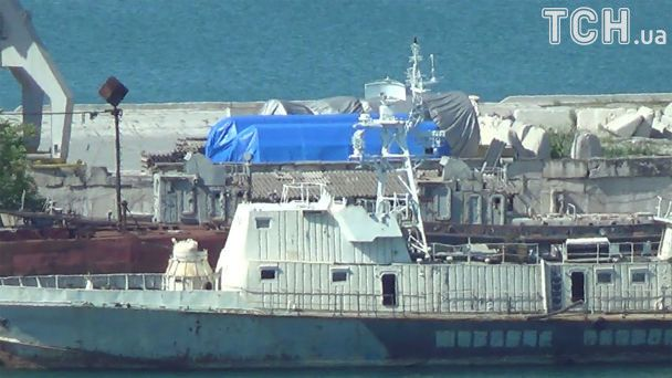 РФ знову відправила до Криму газові турбіни -  Reuters