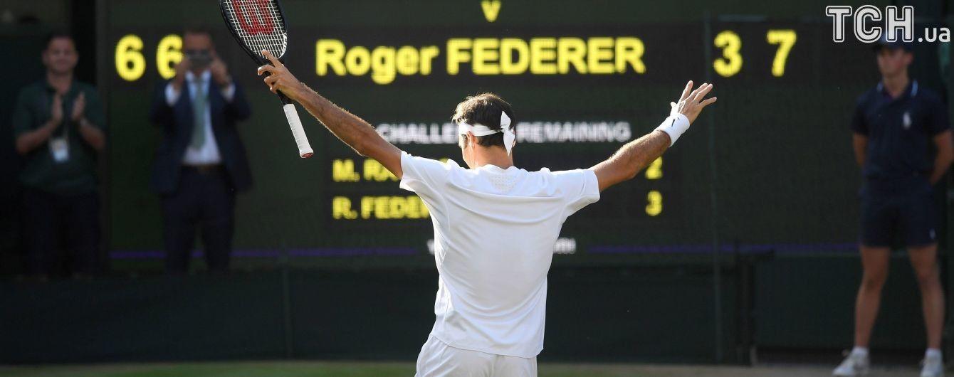 Без Джоковича. Визначилися півфіналісти Wimbledon-2017