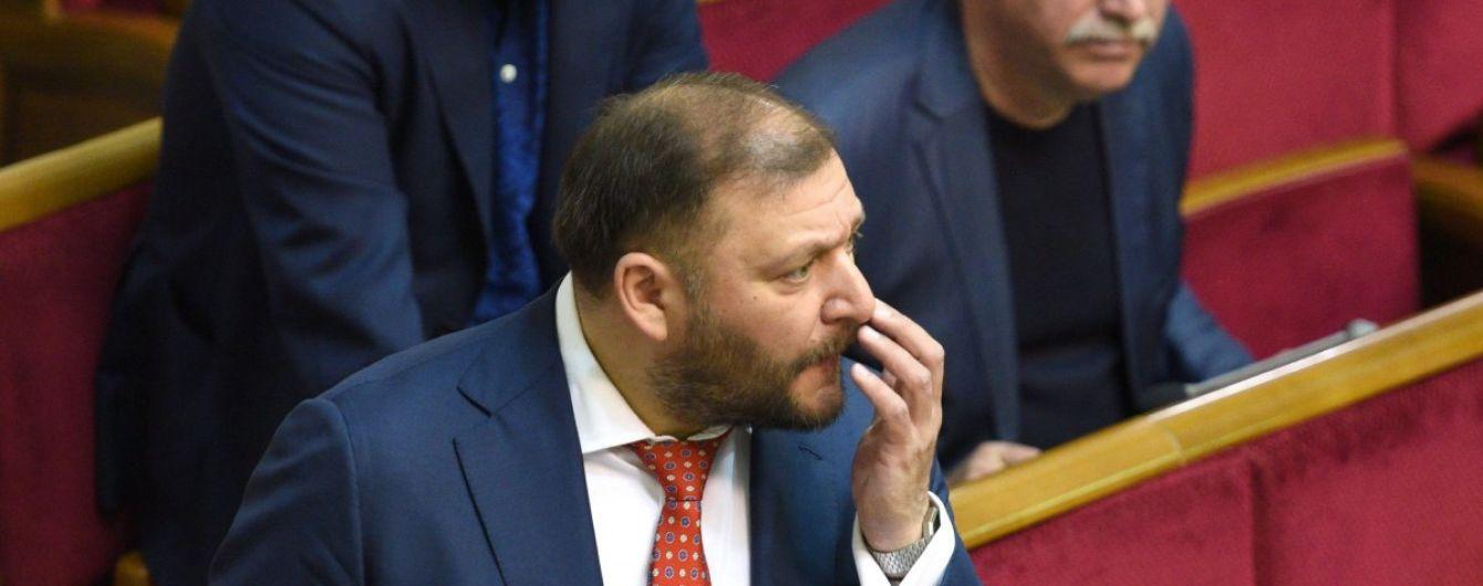 Прокуратура не имела права задерживать Добкина в Раде – Луценко