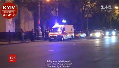 У Києві зафіксували два випадки наїзду на поліцейських