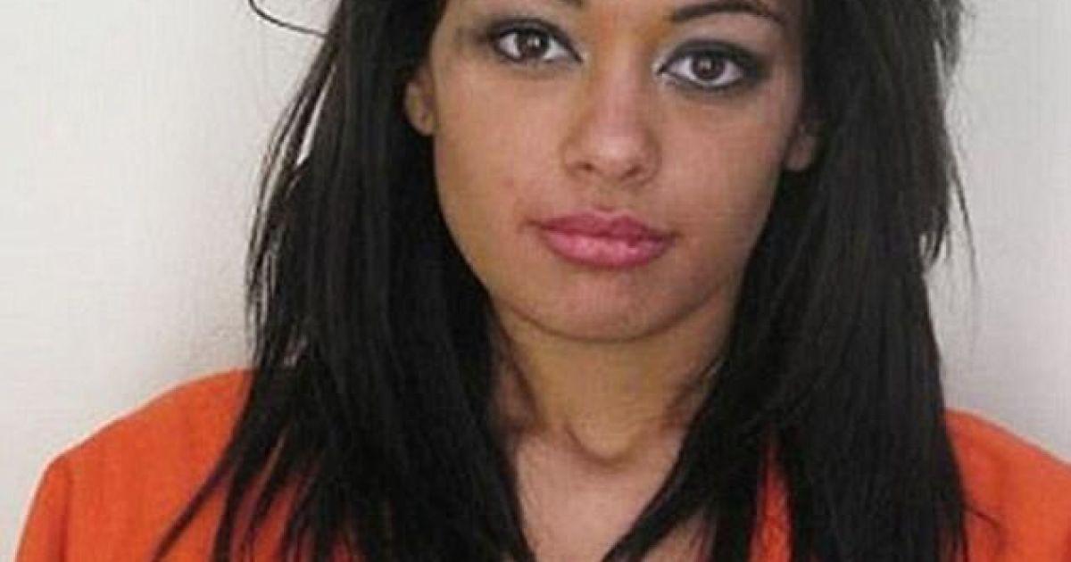 Вероника Родригез, арестована за вождение навеселе
