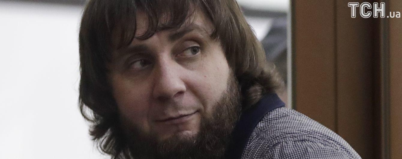 Обвинувачений у вбивстві Нємцова загримів за ґрати на 20 років