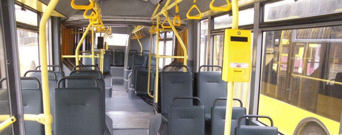 У Києві визначилися з терміном впровадження електронного квитка в транспорті