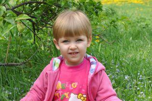 Врятуйте життя 3-річної Евелінки