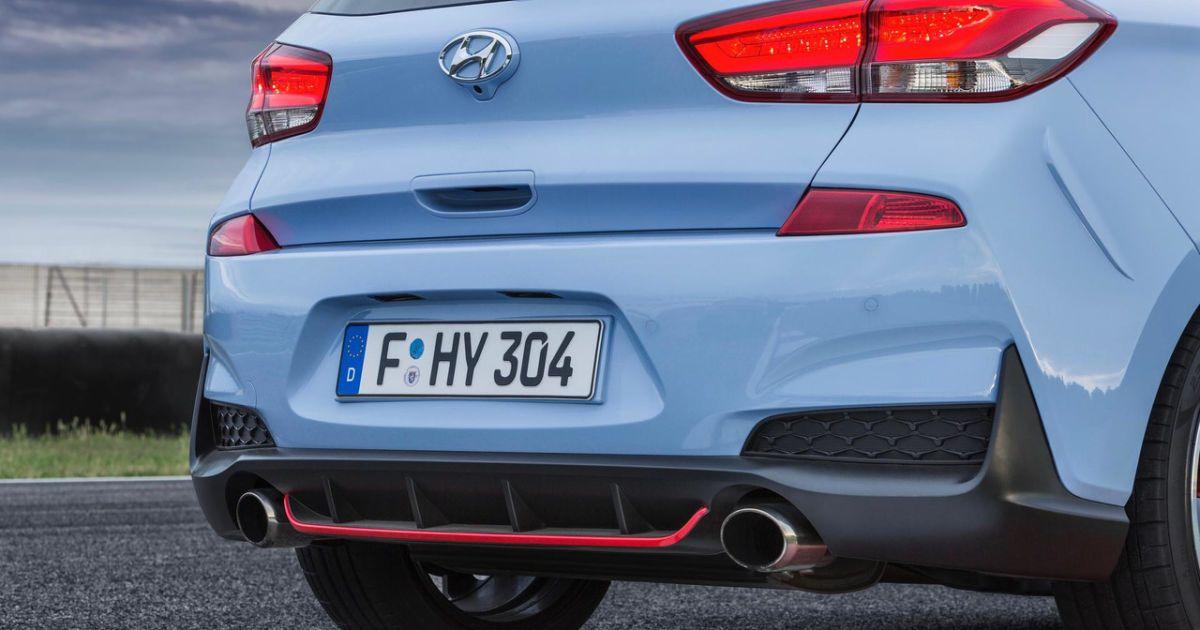 Hyundai i30 N @ motor1.com