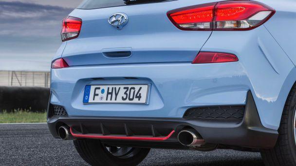 Корейцы официально представили хэтчбек Hyundai i30 N