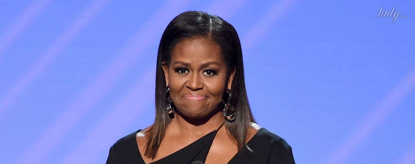 Выглядит великолепно: похудевшая Мишель Обама впечатлила внешним видом