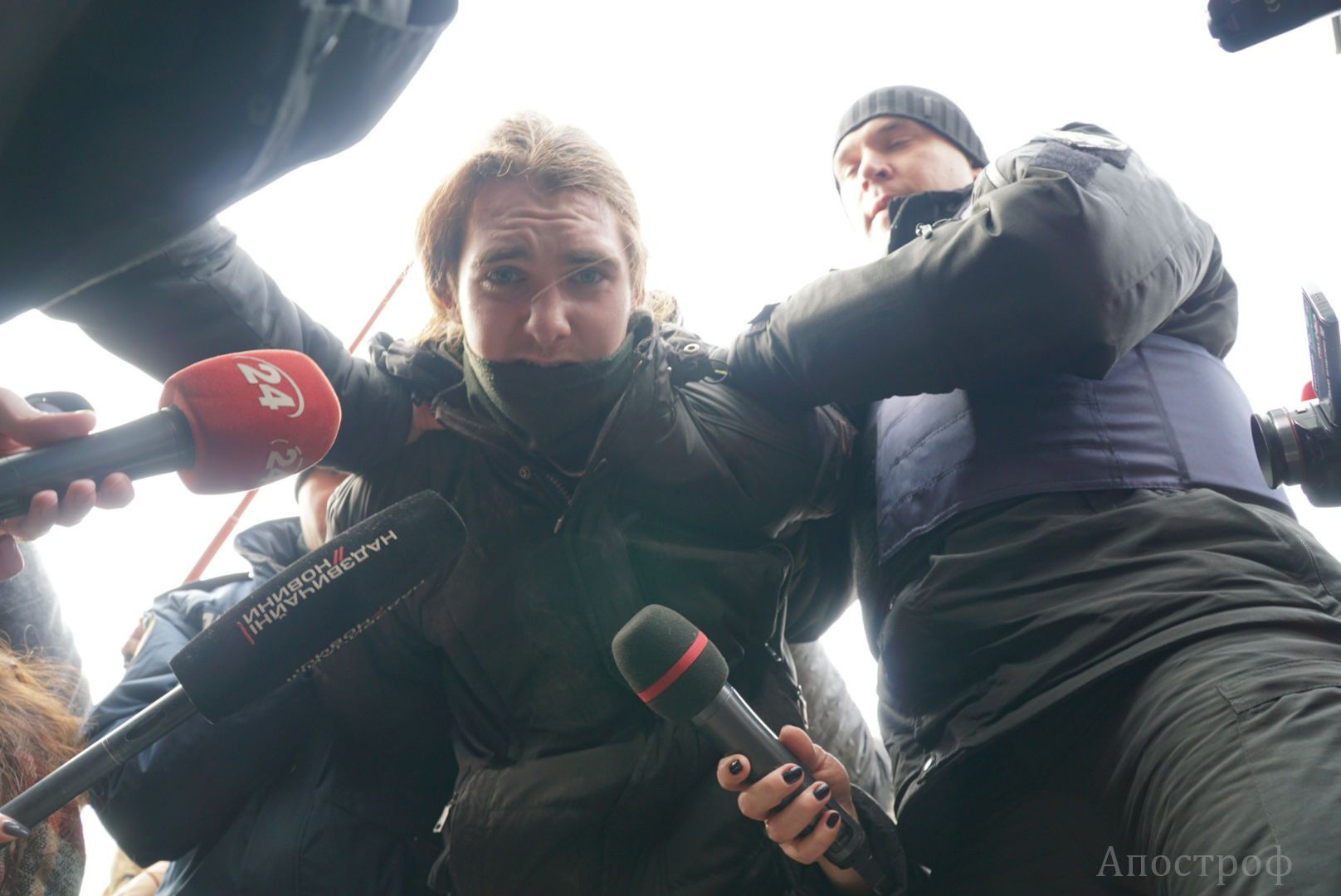 Націоналіст Артем Олійник