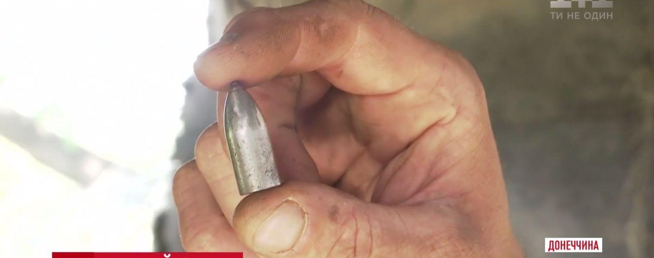 В Минобороны не спешат подтверждать появление сотни снайперов из РФ на Донбассе