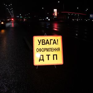 В пригороде Одессы произошла массовая авария: столкнулись три легковушки и грузовик