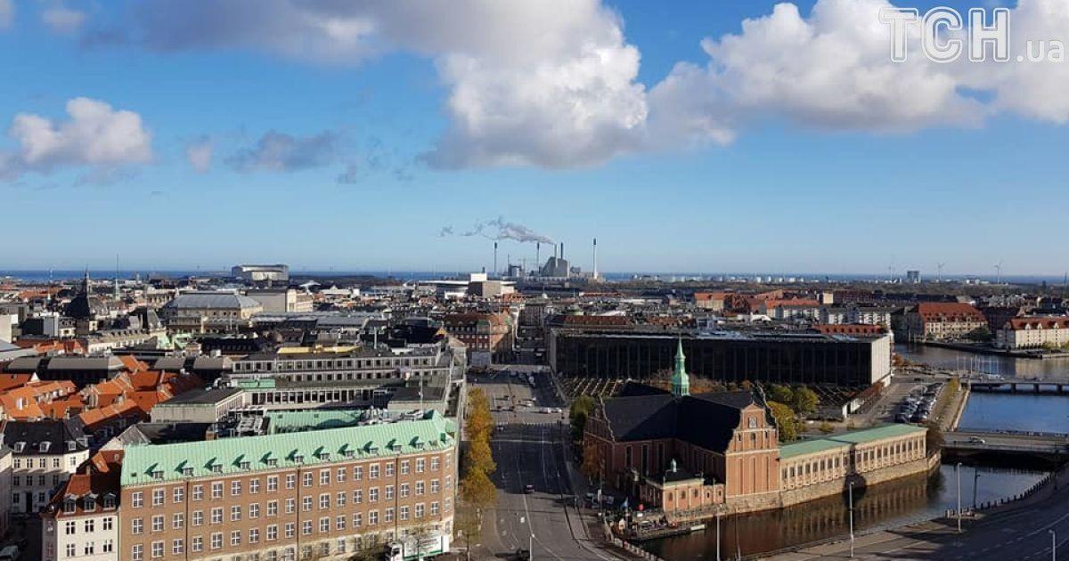 Копенгаген / © facebook.com/Іван Гребенюк