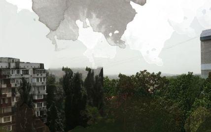 Украину накрыла мощная пылевая буря, люди вынуждены дышать песком: в чем проблема и как уберечься