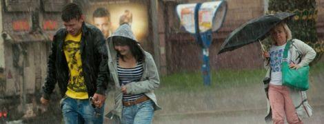 В Украине пройдут сильные ливни и будет 35-градусная жара. Прогноз на 27 июля