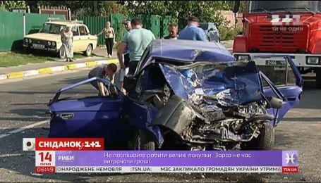 Як уникнути ДТП на українських дорогах