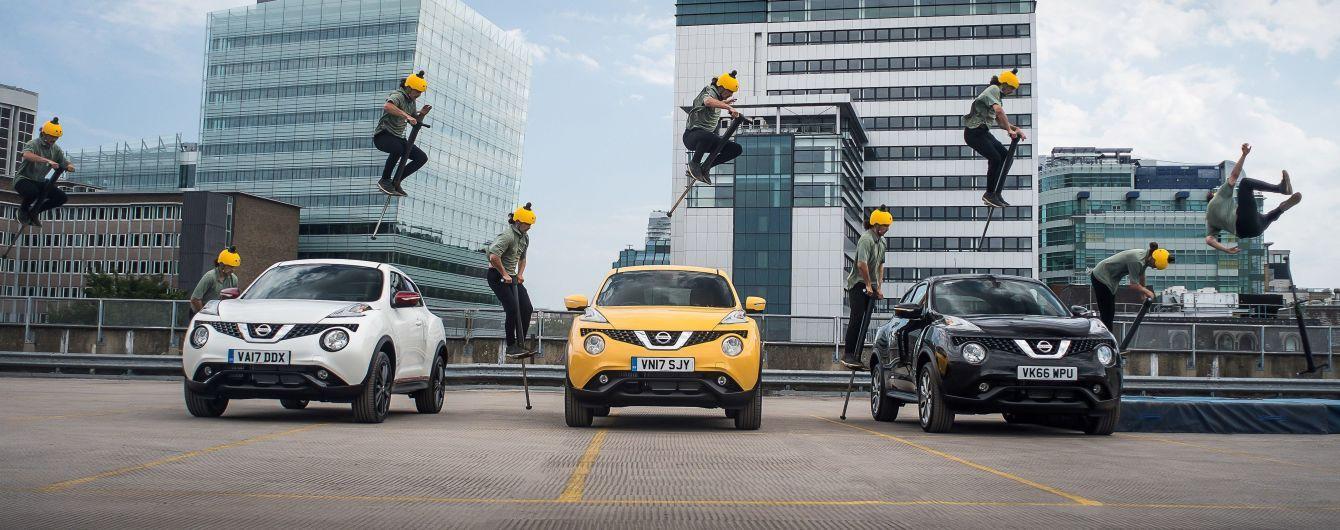 Nissan показал интегрированную многоцелевую камеру с обзором 360º
