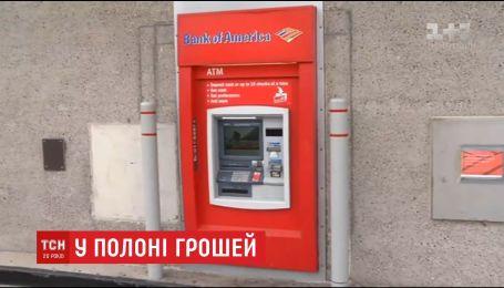 В Техасе мужчина случайно закрыл себя в помещении с банкоматом