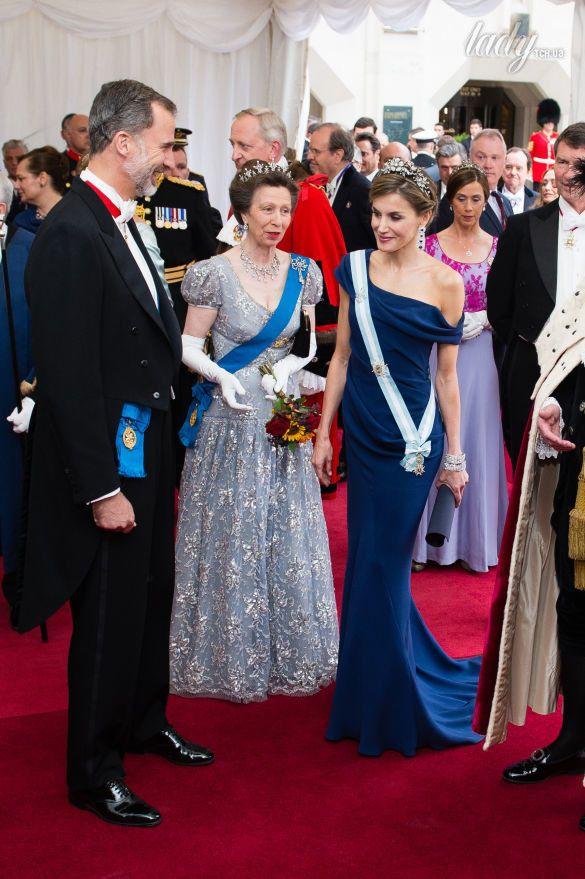 Королева Летиция в Британии_4