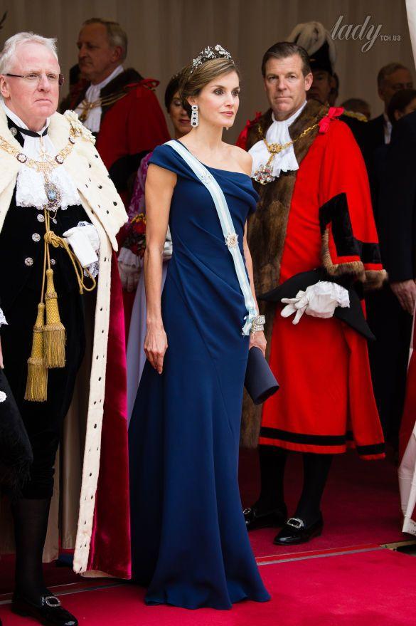 Королева Летиция в Британии_3