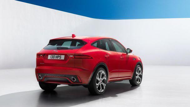 В Лондоне прошла презентация компактного кроссовера Jaguar E-Pace