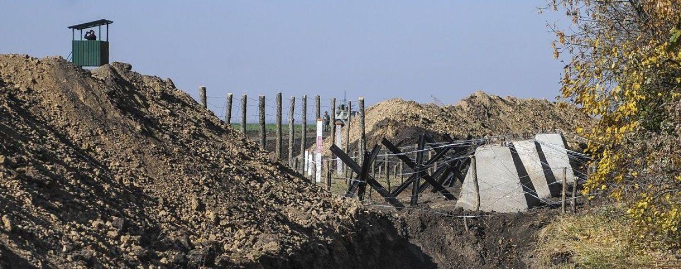 """Холодницький вимагає 16 млн застави для крадіїв на проекті """"Стіна"""""""