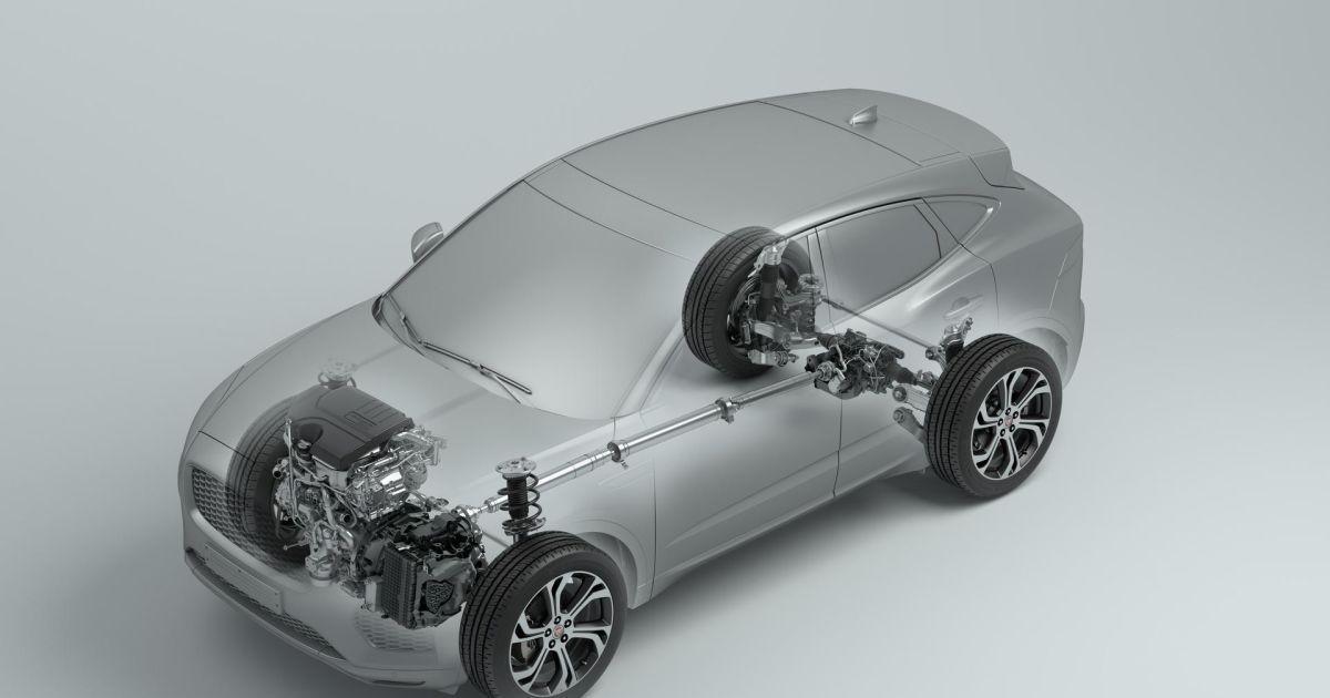 Jaguar E-Pace @ motor1.com
