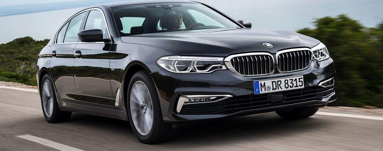 BMW 5-Series начнут оснащаться Skype