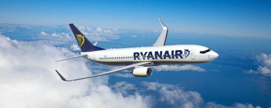 Ryanair будет отменять десятки рейсов вплоть до конца октября