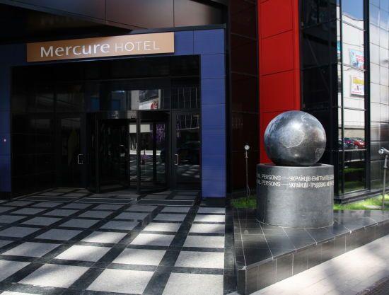 Група AccorHotels відкриє перший готель під брендом Mercure в Києві